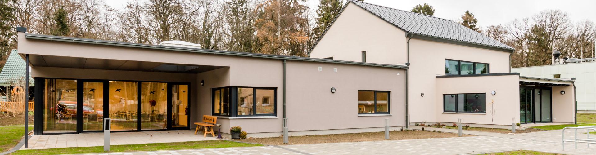 Eltern-Kind-Haus im Grünen